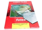 FOLAPROOF-LASERFILM/DM 0.115mm A4